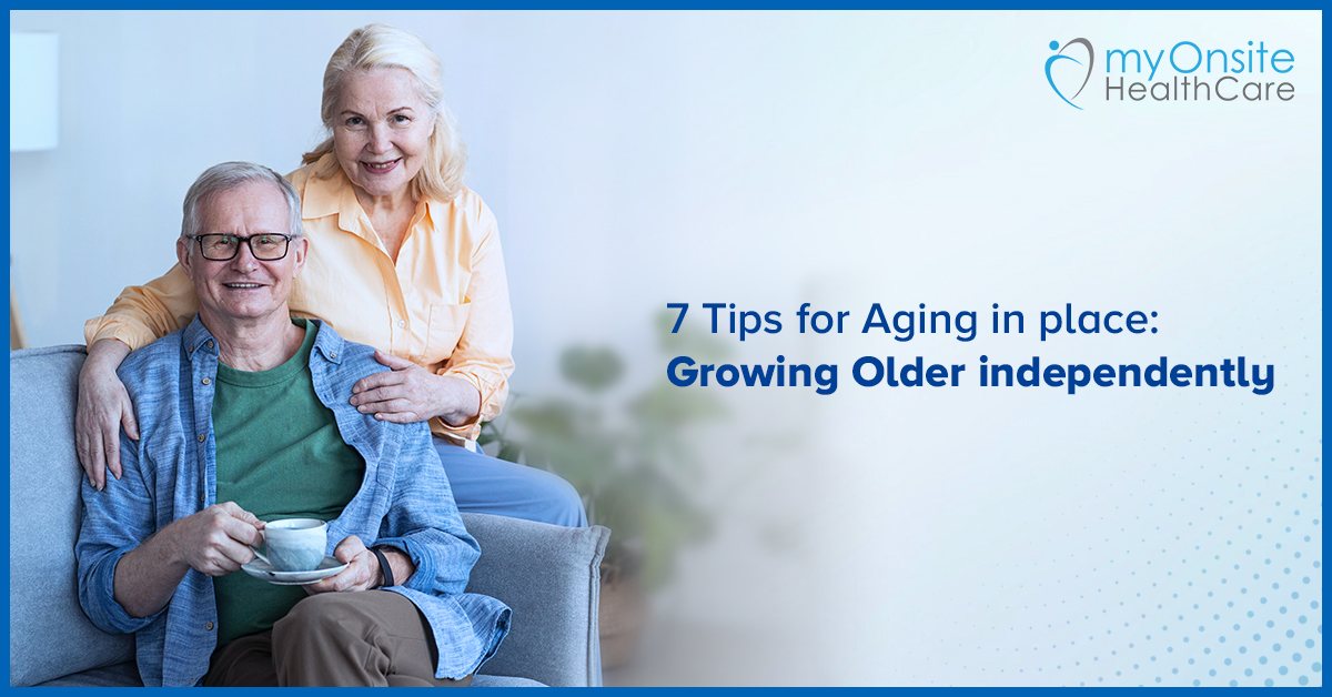 Tips For Aging In Place
